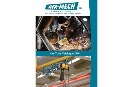 Hire Tools Catalogue Title Page 2018